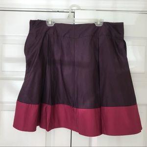 H&M a/line skirt